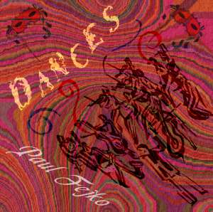 Dances - The CD cover is not yet ready
